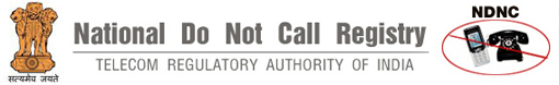 National Do Not Call Registry – Check