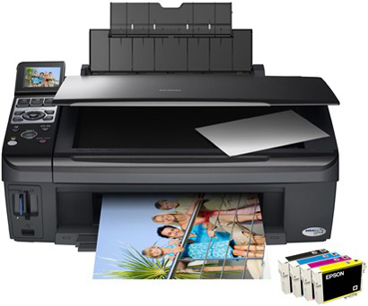 Inkjet Printer tricks