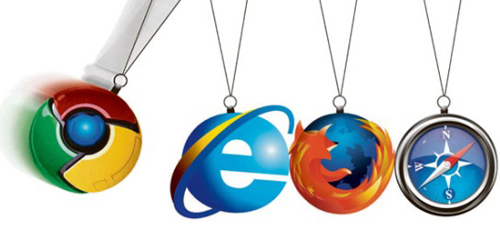 The Web Browser Wars: The Merits of Each
