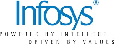 Infosys logo1 Top 10 IT Companies in India ( 2011 )
