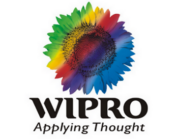 wipro Logo Top 10 IT Companies in India