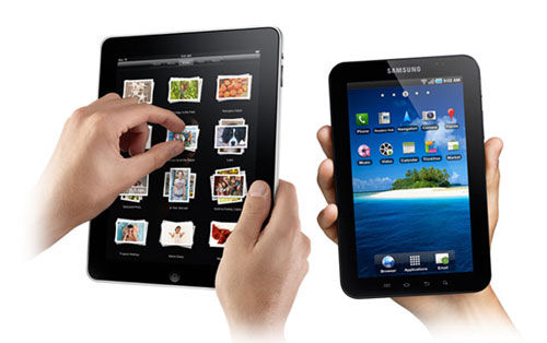 Which is Best – iPad or Galaxy Tablet?
