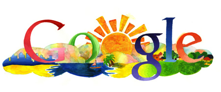 google doodle history