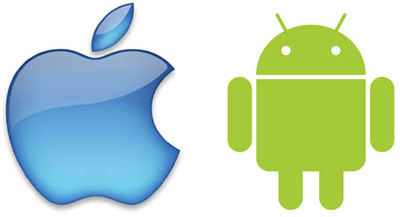 iOS and Android are growing Ten Times faster than PC twenty years ago