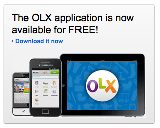 olx ipad iphone applications