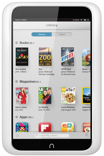 Barnes & Noble Nook HD: Alternative 3