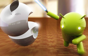 android over iphone