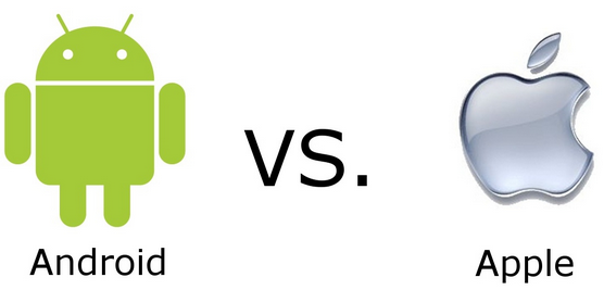 Android vs iOS – A Quick Comparison