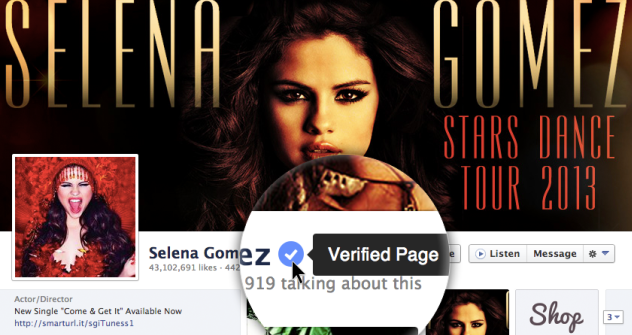 How to Get Your Facebook Account Verified