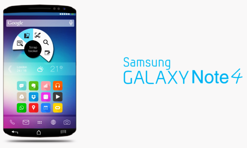 Galaxy Note 4 – Specifications & Upcoming Features