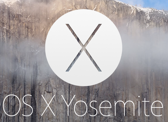 Apple Announces OS X Yosemite with New Redesigned UI