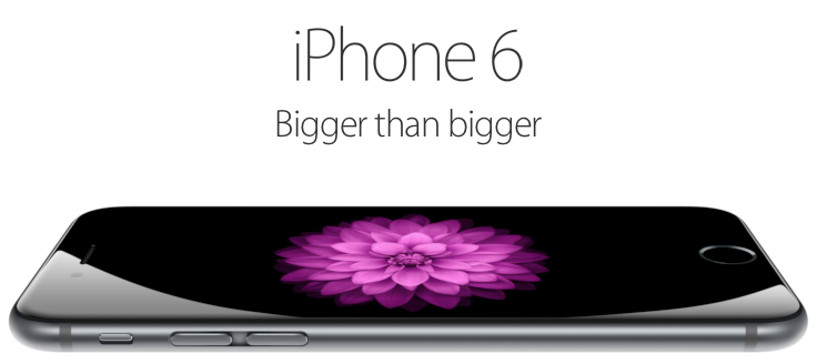 iPhone 6 and iPhone 6 Plus Design & Display