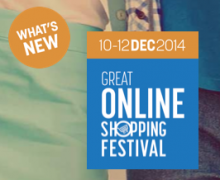 Shop to Save with Great Online Shopping Festival (GOSF) Deals