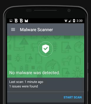 Bitdefender malware scanner
