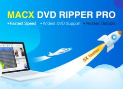 MacX DVD Ripper Pro -Speedy Alternative to Handbrake to Rip DVD at Fast Speed [Giveaway]