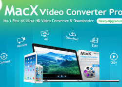 MacX Video Converter Pro – No.1 Fast 4K Ultra HD Video Converter & Downloader [Giveaway]